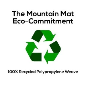 Mountain Mat Eco-Commitment