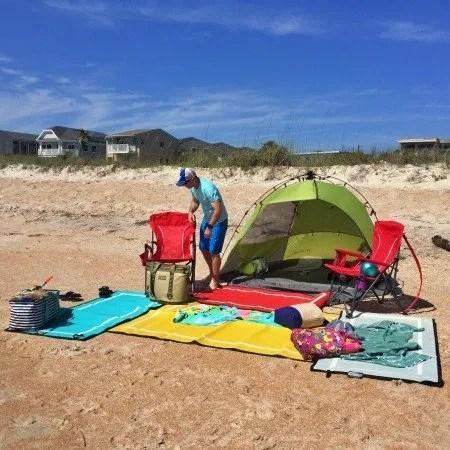 Waterproof Beach Mat Sand Free
