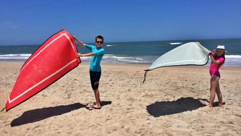 Waterproof Beach Mat Sand Free