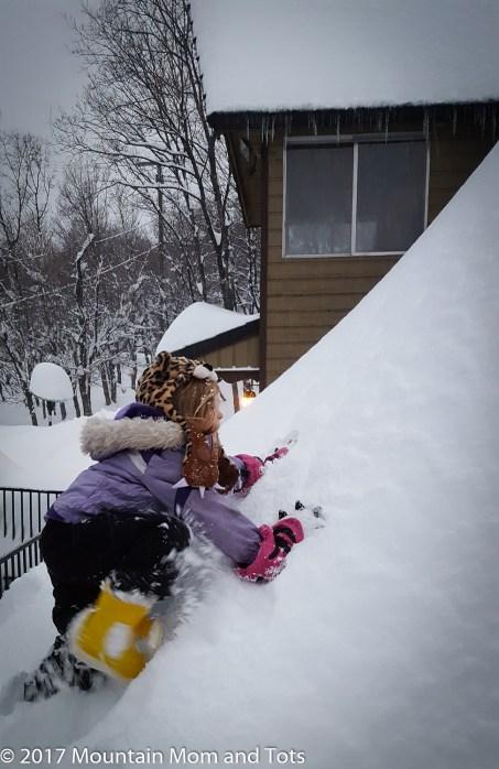 Dress Kids for Winter Play gloves