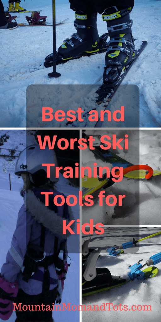 ae456418fb61 Best and Worst Ski Training Tools for Kids - Mountain Mom and Tots