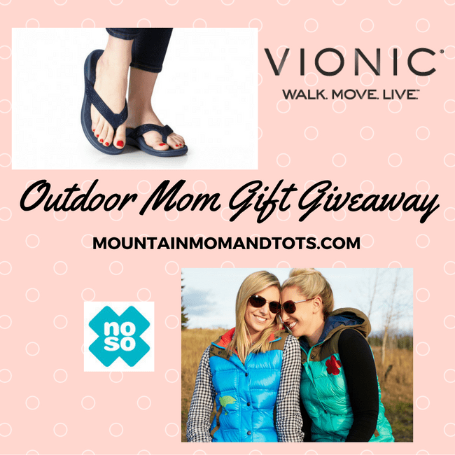 Outdoor Mom Gift Giveaway