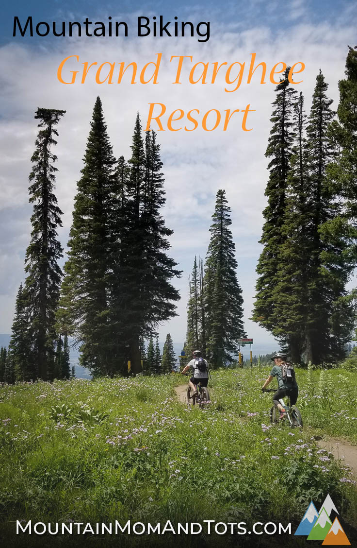 Mountain Biking Grand Targhee Resort