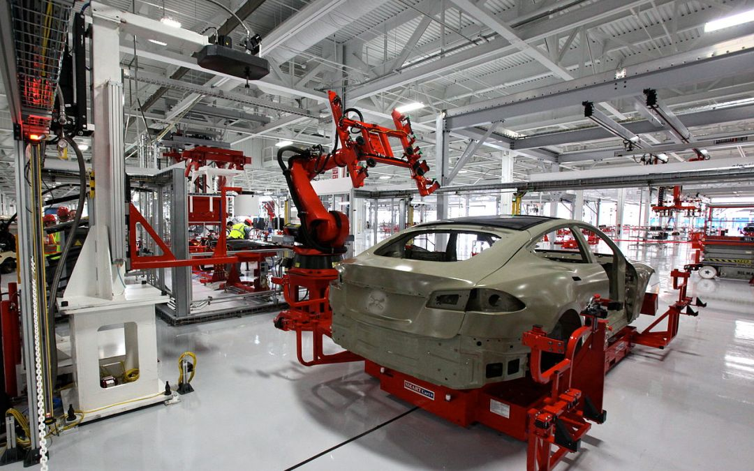 Tesla Vs Ford Model T | Production Ramp