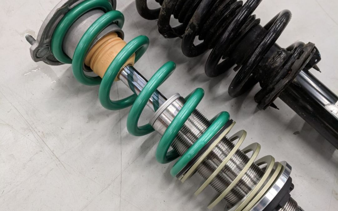 Suspension Tech – Springs vs Coilovers