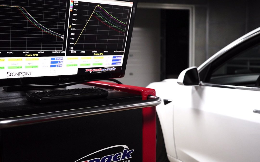 Tesla Model 3 Dyno Testing At Various SOC
