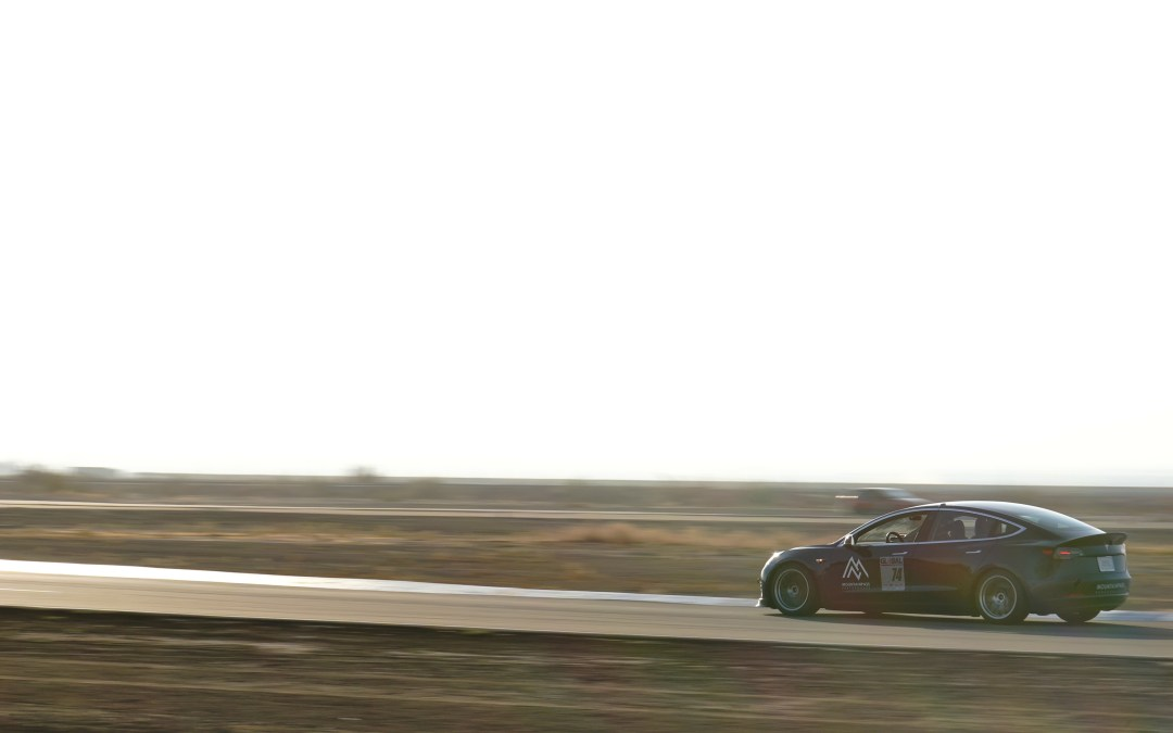 MPP Competes In Global Time Attack With Performance Model 3, Sets Fastest Time, Gets DQ'd For Being Electric!