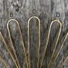 Hair Pin Patterns