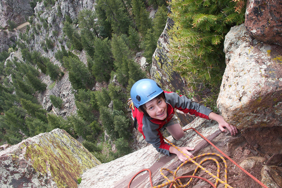Rock Climbing in Colorado