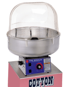 mountian states concessions cotton candy equipment