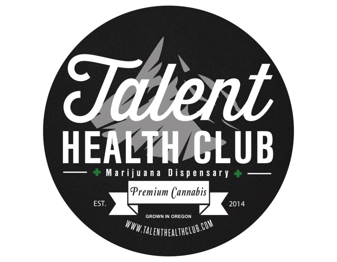 Dispensaries Served by Mountain Sun Botanicals : Talent Health Club dispensary logo