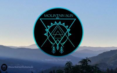 Mountain Sun Botanicals at The Summer Fair