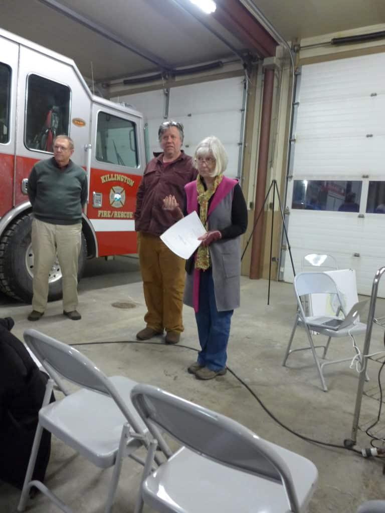 Killington Presents Public Safety Building Plans The