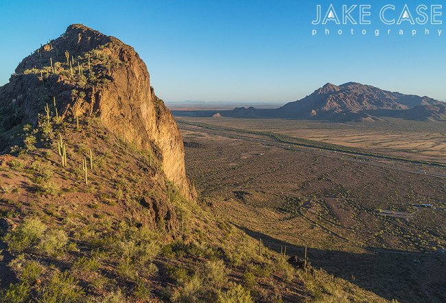 hunter trail picacho peak arizona