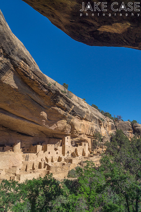 alcove cliff palace