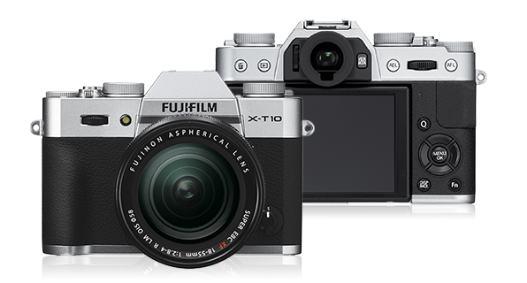 fujifilm mirrorless camera systems