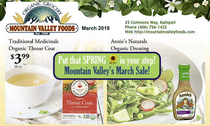 🌻 Put a Spring in Your Step With MVF March Sales! 💥