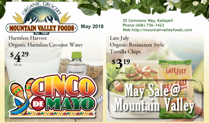 🌼 May Days Savings at Mountain Valley! 💥