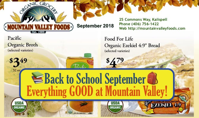📚 SAVE on Back to School Stuff @ Mountain Valley! 🚌