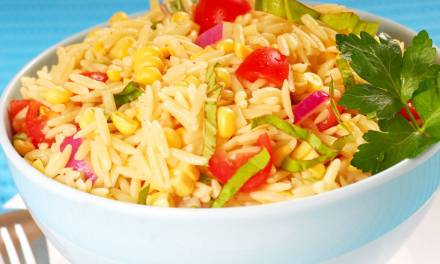 Orzo Summer Salad