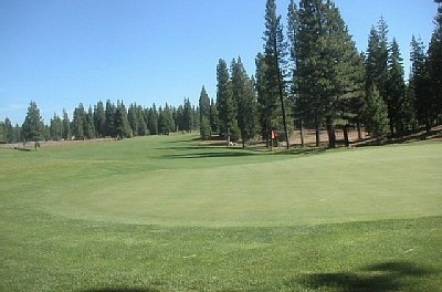 Golf Lake Almanor West