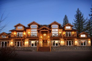 Romance at Chalet View Lodge