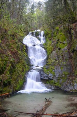 Whiskeytown.Boulder Creek Falls - 24 Mar 2015 (2)