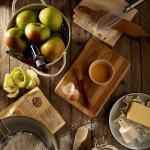 Taste of Fall Caramel Apple Cider Cookie