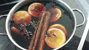Vanilla Mulled Wine