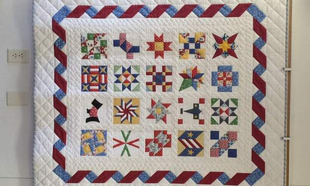 A Quilt In A Day