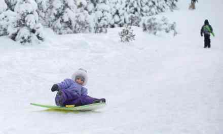 Exploring Our Local Winter Wonderland – Snowshoeing, Skiing, Sledding And More
