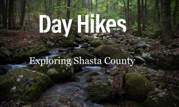 Day Hikes Around Anderson