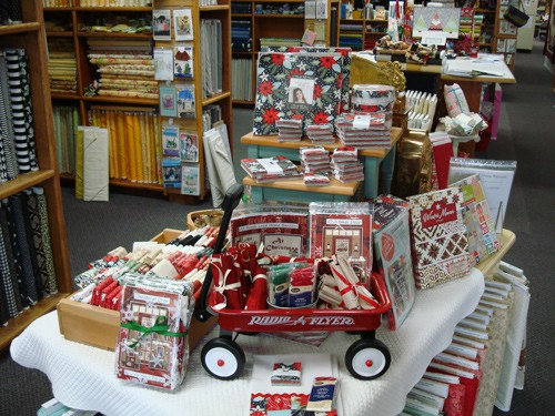 Crafters' Christmas In July