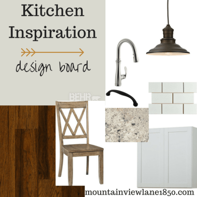 kitchen remodel inspiration | mountainviewlane1850.com