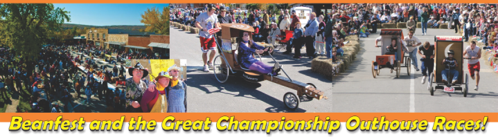 Championship Beanfest & Outhouse Races