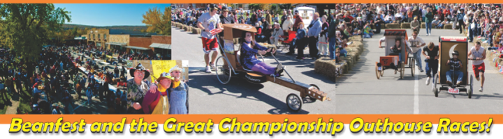Ozark Beanfest and Champion Outhouse Races