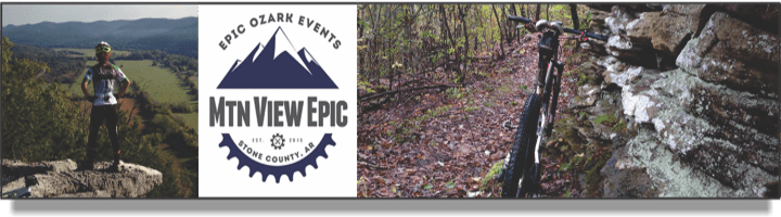Mountain View Epic Bike Race