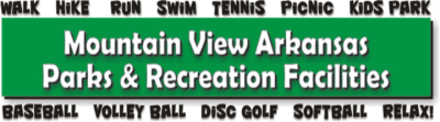 Mountain View City Park Recreational Center