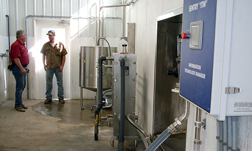 Dairy Maintenance & Dairy Equipment | Mountain West Dairy Services