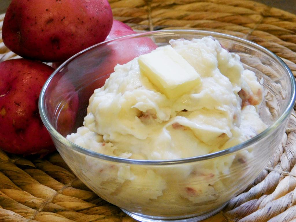 Mashed Potatoes, Making & Freezing, Part One: The Hoard
