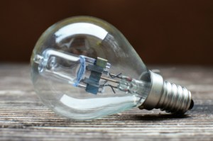 light bulb idea - julia gillmor