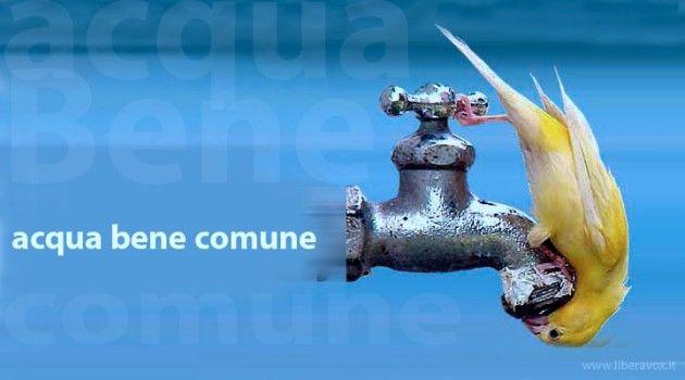Acqua Bene Comune – MountCity