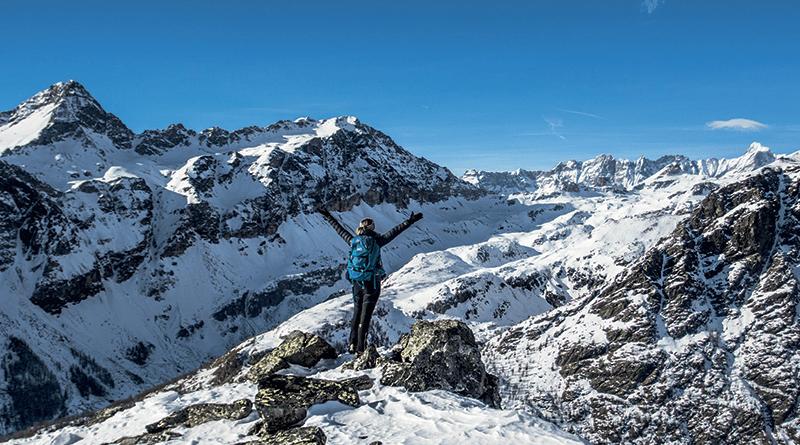 In 200 pagine l'ultimo vallone selvaggio delle Alpi