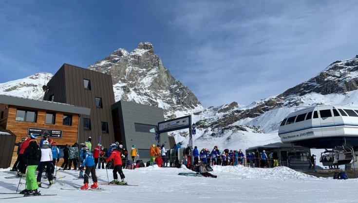Un patto per salvare la stagione dello sci