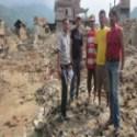 Rajendra-Nhisutu-and-volunteer-team-Nepal