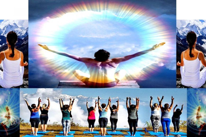 FREE MEDITATION, YOGA CLASS and DOCUMENTARY SHOW