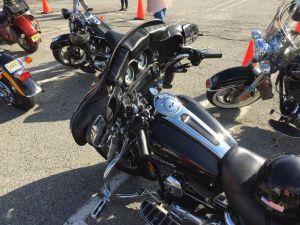 Mounts for Harley-Davidson Motorcycles