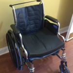 Wheelchair Apple iPad Mounts and Holders