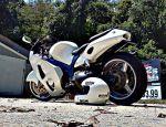Mounts for Suzuki Hayabusa Motorcycles
