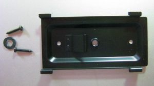 ICOM MB-63 Control head Mounting Plate